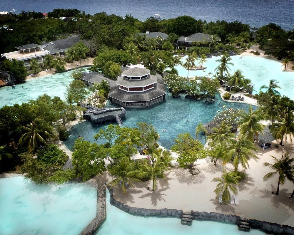 water tree Water park leisure swimming pool amusement park Resort River Nature park resort town Lagoon surrounded shore