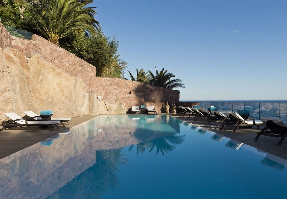 sky tree swimming pool leisure property Nature Resort Sea Villa Lagoon shore