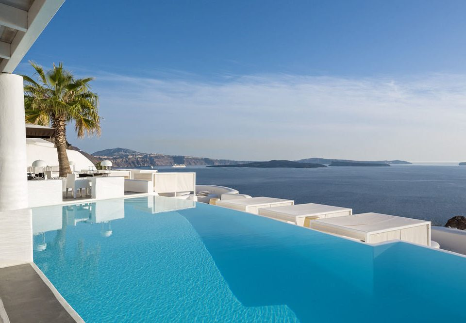 sky swimming pool property leisure Resort Villa caribbean Ocean Sea condominium Lagoon