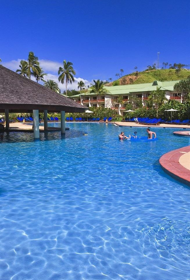 water swimming pool Pool leisure Resort swimming Lagoon resort town Sea blue