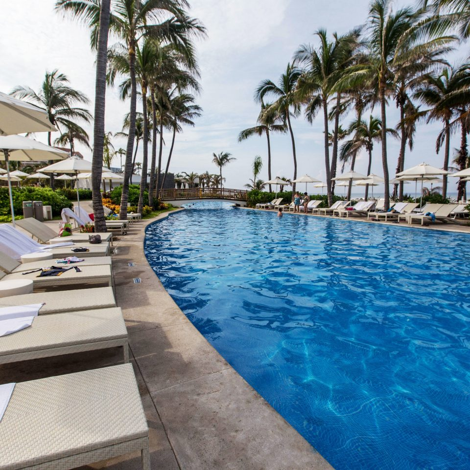 sky tree Resort Pool swimming pool property leisure palm marina caribbean resort town condominium dock Villa Lagoon Sea lined swimming
