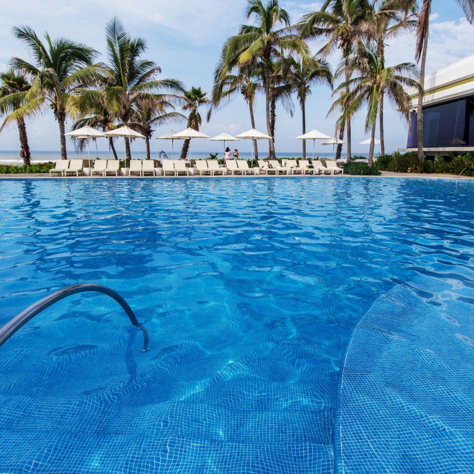 water swimming pool leisure Pool Resort caribbean Sea Lagoon palm swimming