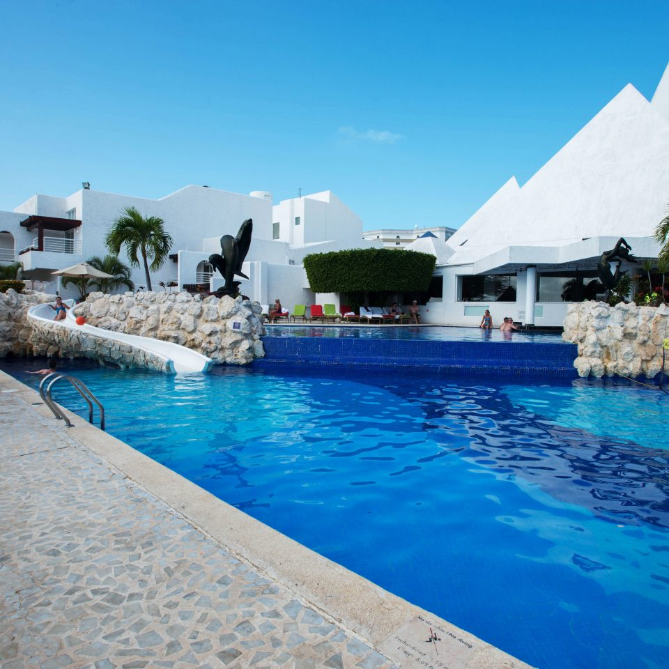 Sunset Marina Resort Yacht Club All Inclusive Cancun