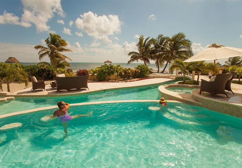 sky water swimming pool water sport leisure property Resort caribbean Sport Pool resort town Villa reef Lagoon Water park wave swimming
