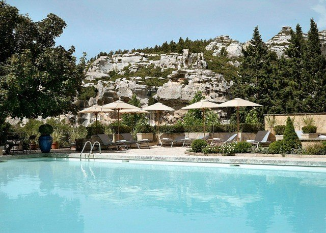 tree sky swimming pool property Resort resort town Villa Lagoon Pool Village