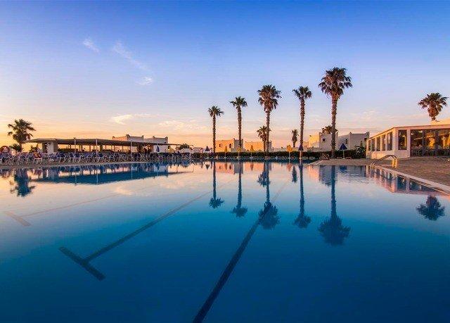 sky light swimming pool horizon marina Resort Sea Sunset dock dusk evening Lagoon