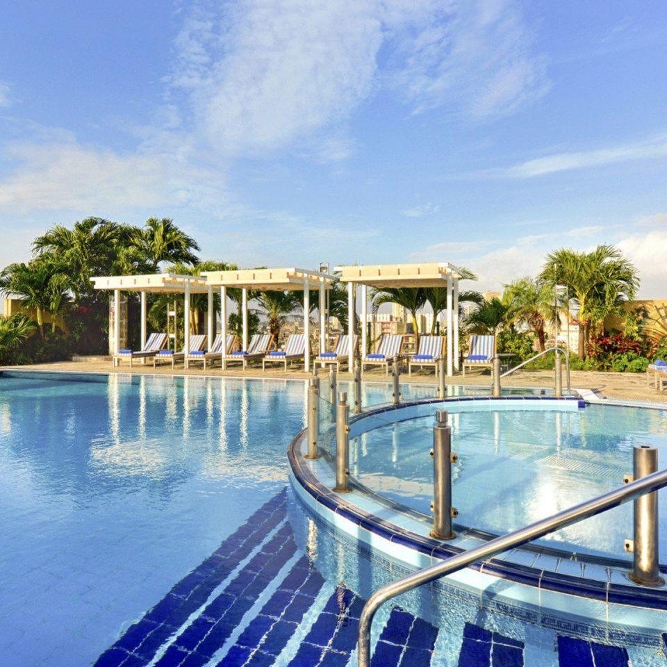 sky water swimming pool leisure property Resort resort town condominium Villa Lagoon mansion day shore