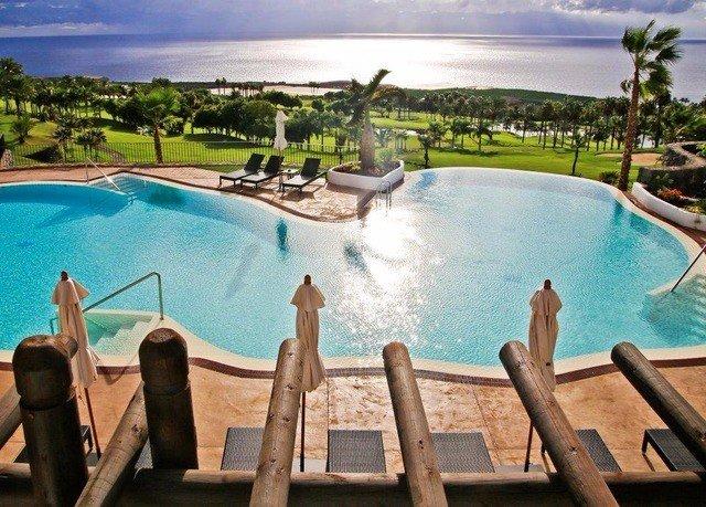 sky swimming pool leisure property Resort wooden Villa Lagoon overlooking