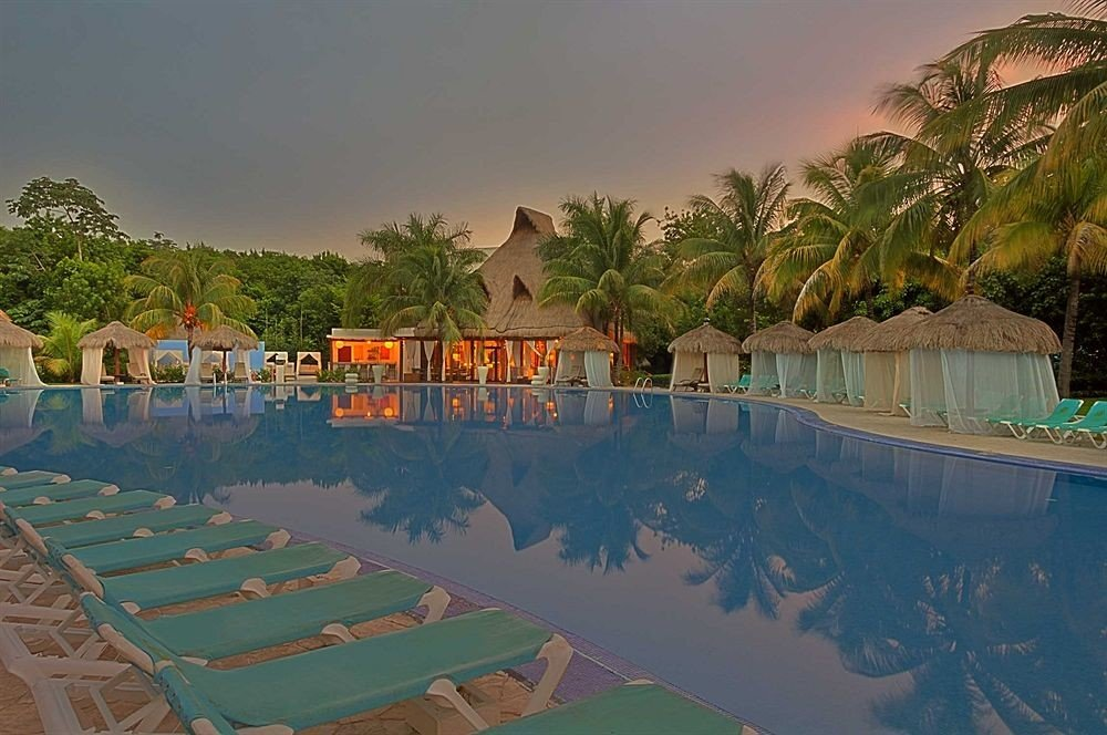 swimming pool leisure Resort property Lagoon Water park mansion Villa lined