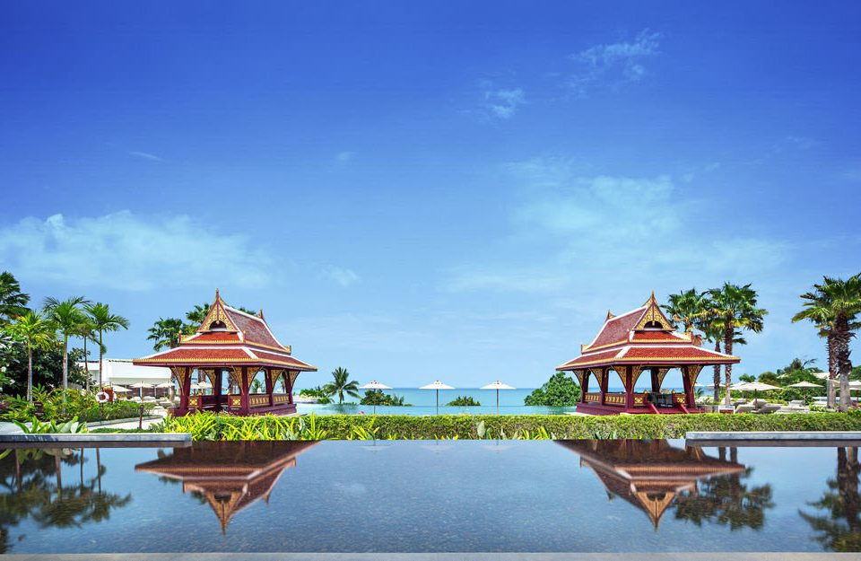 water sky house Resort Lake swimming pool traveling shore