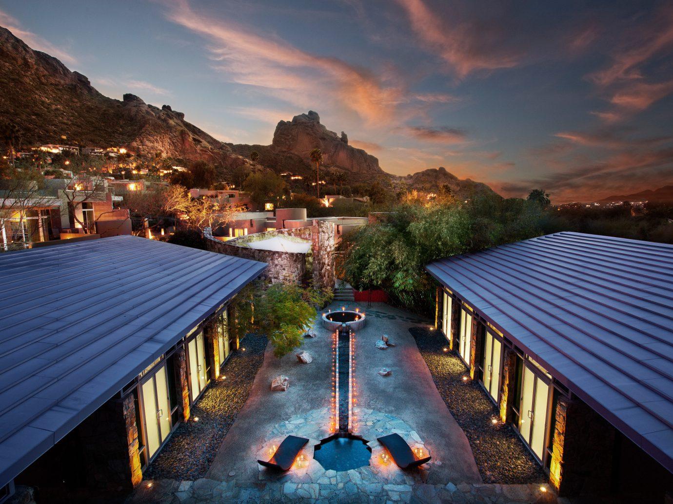 Exterior of Sanctuary on Camelback Mountain Resort and Spa