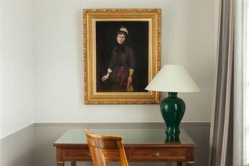 modern art living room picture frame lamp