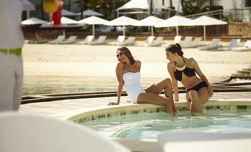 leisure swimming pool