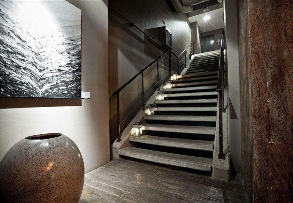 light stairs lighting step