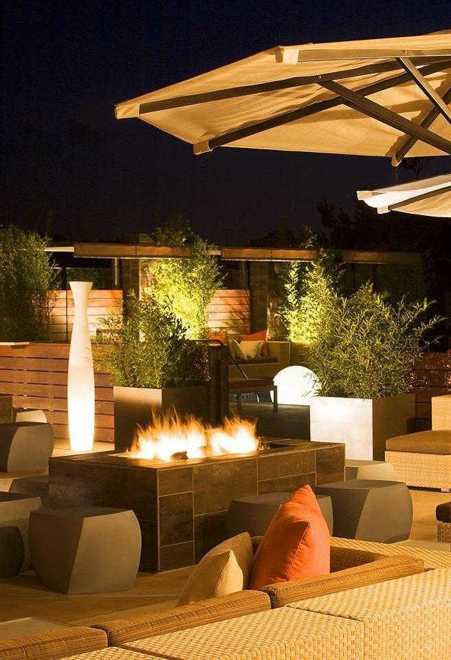 restaurant lighting outdoor structure living room