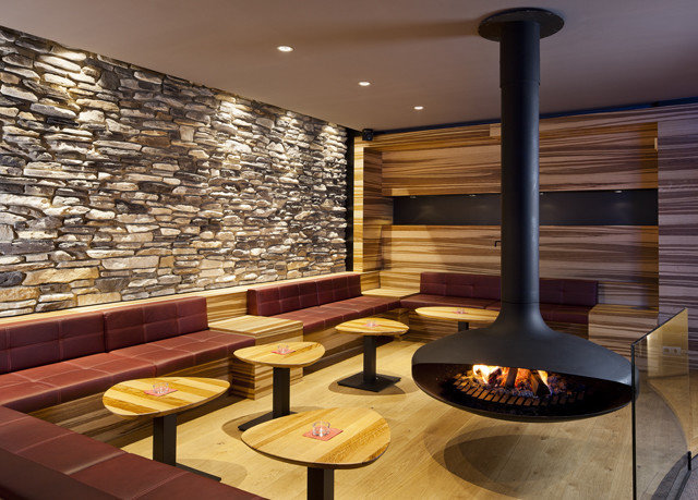 lighting living room restaurant stone