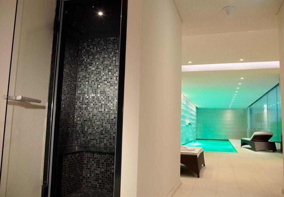 property lighting tiled