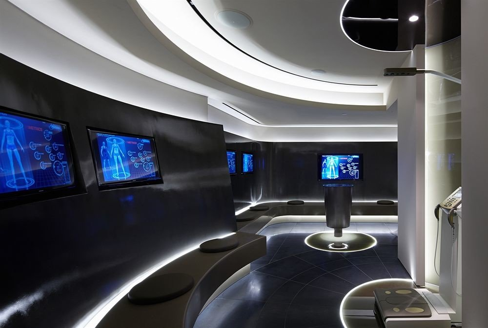 vehicle lighting screenshot yacht public transport