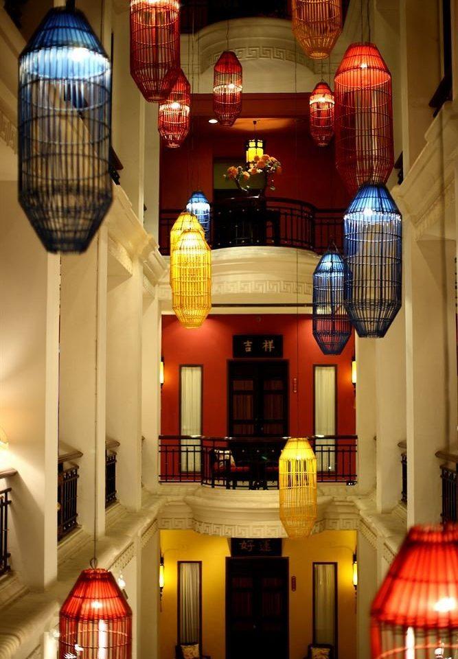 lighting restaurant