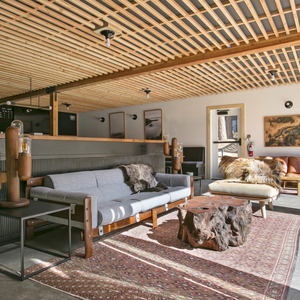 roof living room loft