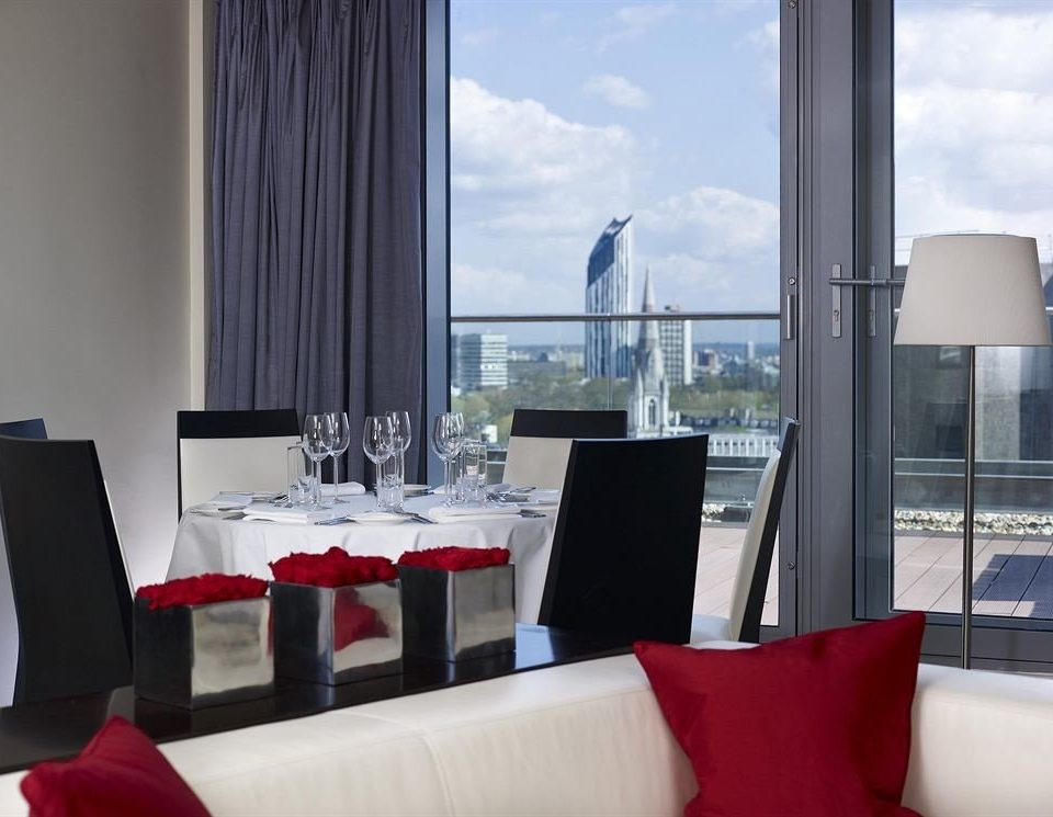 sofa restaurant red living room