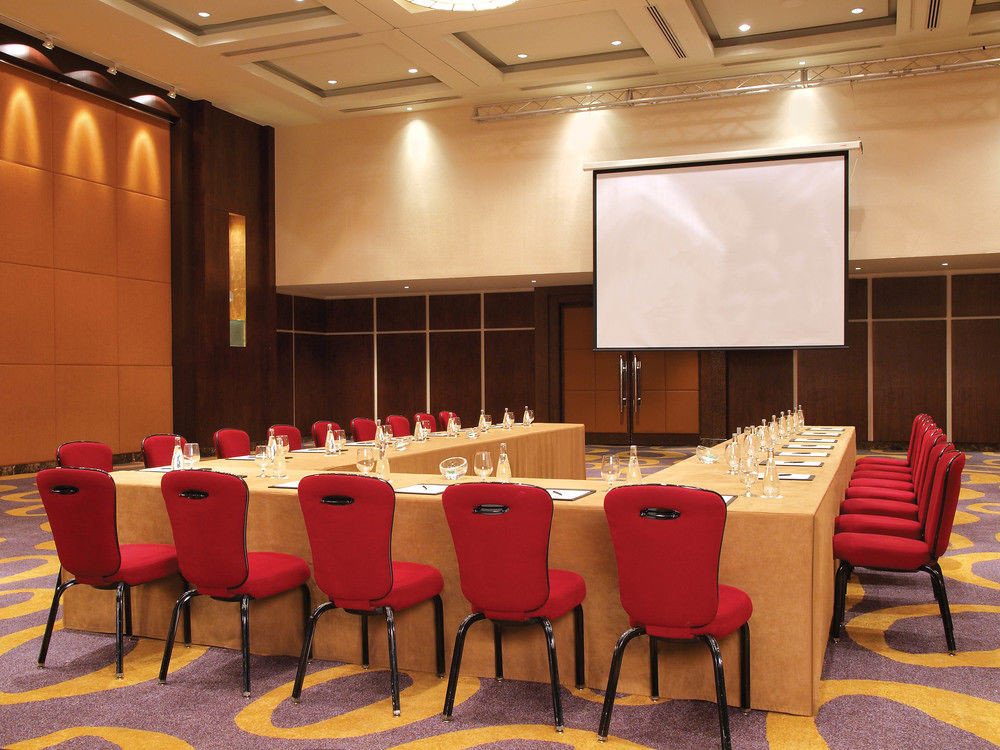 chair auditorium red conference hall function hall meeting pink convention center convention ballroom banquet academic conference Lobby colored