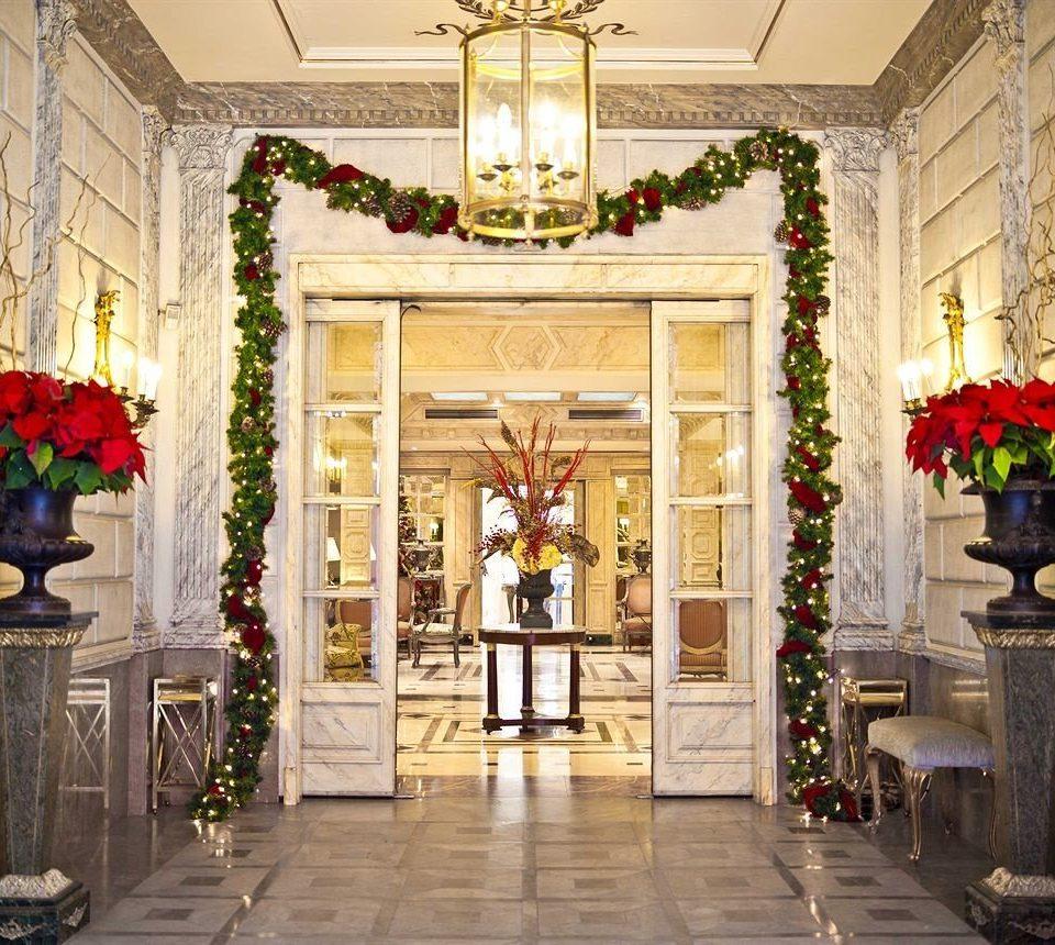 aisle Lobby altar floristry palace mansion ballroom shrine temple function hall