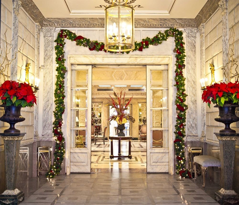 aisle Lobby altar floristry palace mansion ballroom shrine temple function hall