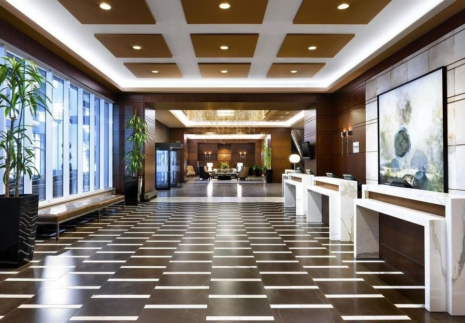 building Lobby function hall conference hall auditorium convention center hall ballroom aisle headquarters
