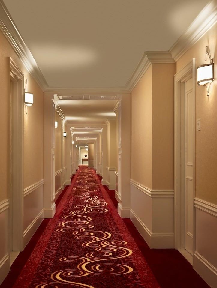 building aisle Lobby hall rug flooring lighting ballroom function hall mansion auditorium