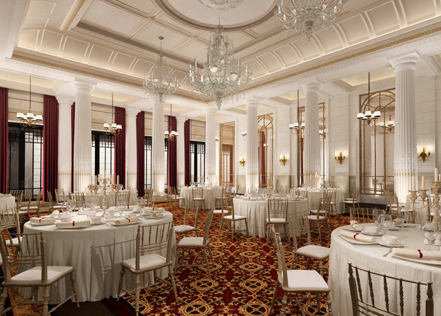 function hall ballroom aisle banquet palace convention center conference hall Lobby wedding reception mansion fancy