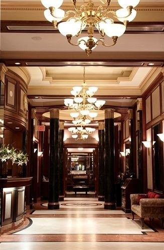 Lobby function hall aisle hall lighting ballroom palace mansion home