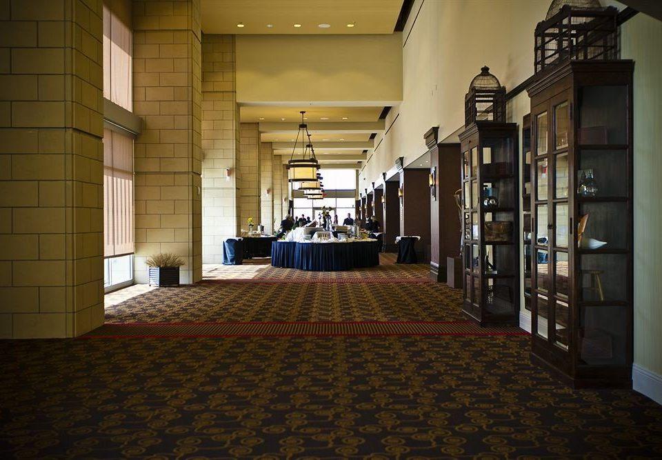 Lobby building hall aisle flooring mansion library public tiled