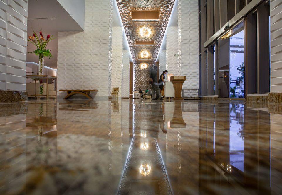 Lobby flooring hall tourist attraction aisle