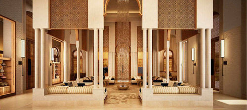 structure building Lobby column hall palace mansion altar