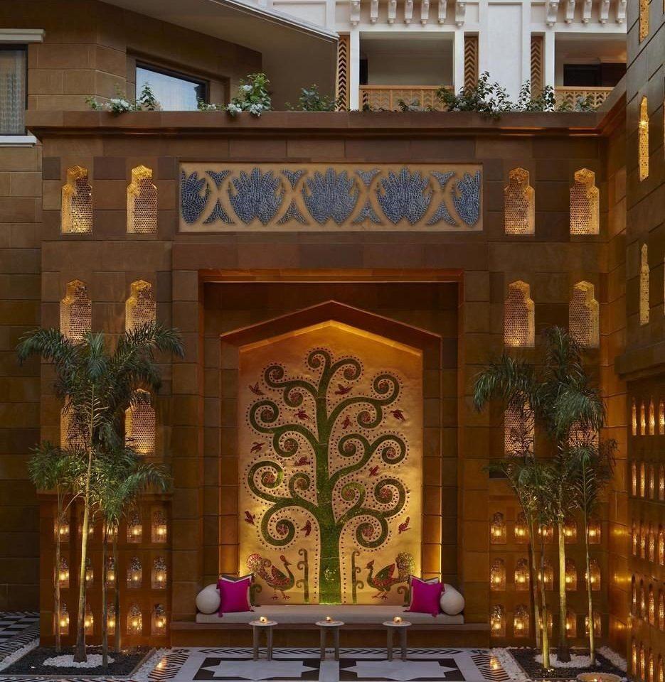building palace Lobby mansion altar