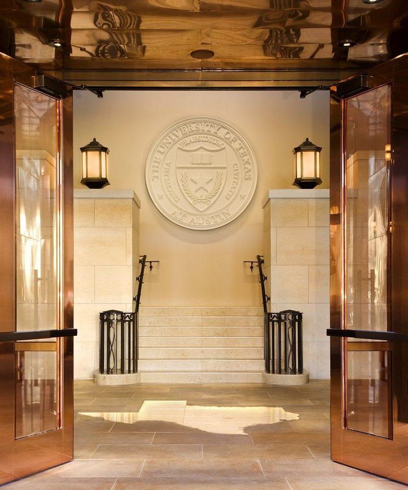 Lobby lighting cabinetry home hall flooring altar