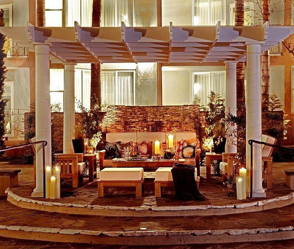 Lobby home restaurant living room altar