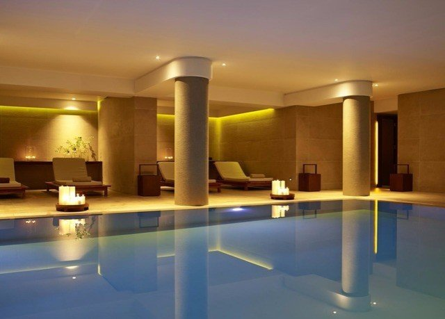 property light lighting Lobby leisure centre swimming pool amenity flooring