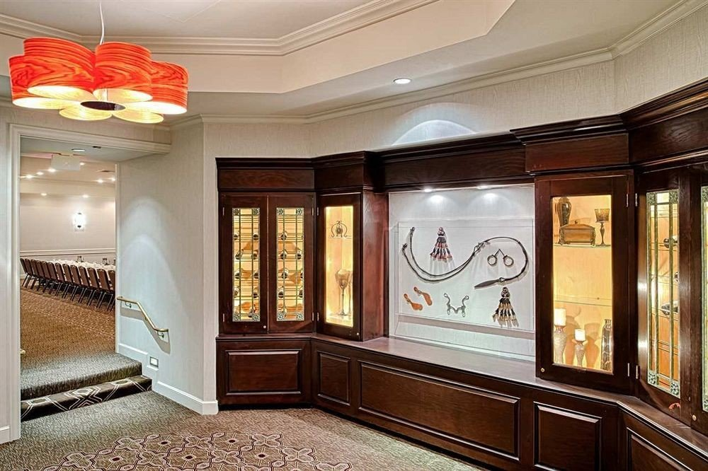 property cabinetry Lobby home living room mansion appliance
