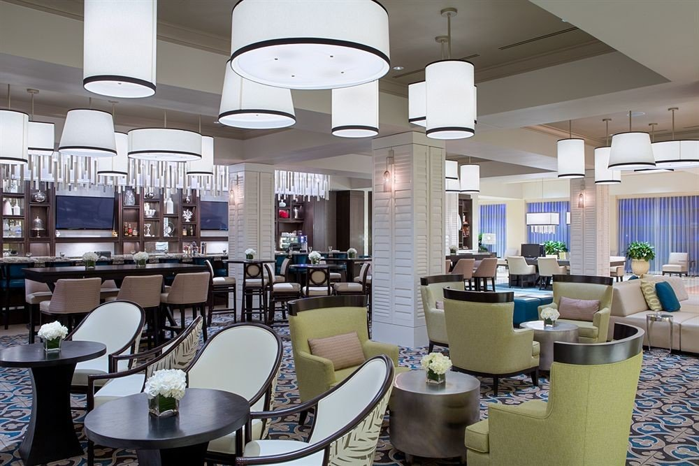 restaurant cafeteria Lobby function hall condominium convention center food court cluttered appliance