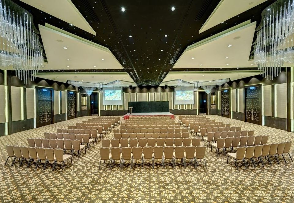 auditorium performing arts center function hall conference hall convention center Lobby ballroom theatre hall arena