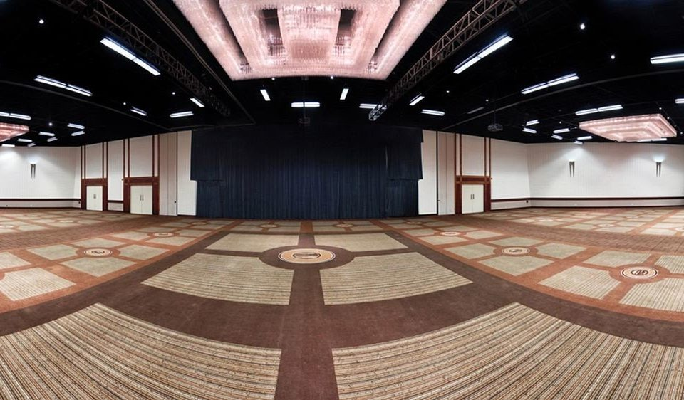 auditorium sport venue stage theatre arena flooring Lobby