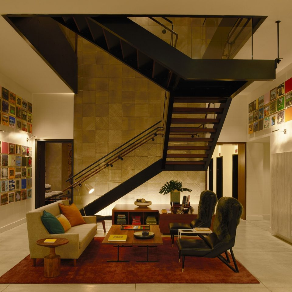 building scene library art art gallery tourist attraction Lobby museum exhibition living room