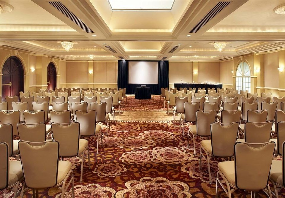 function hall chair conference hall auditorium ballroom banquet meeting convention center convention Lobby long fancy