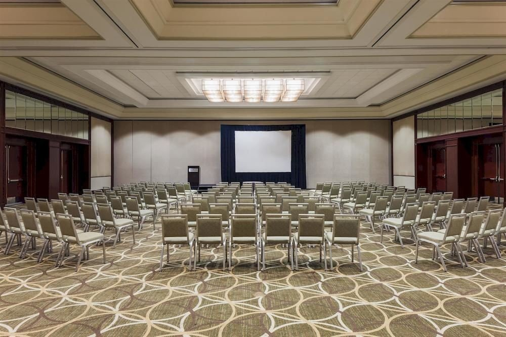 auditorium property function hall conference hall ballroom banquet convention center Lobby flooring mansion hall lined tiled