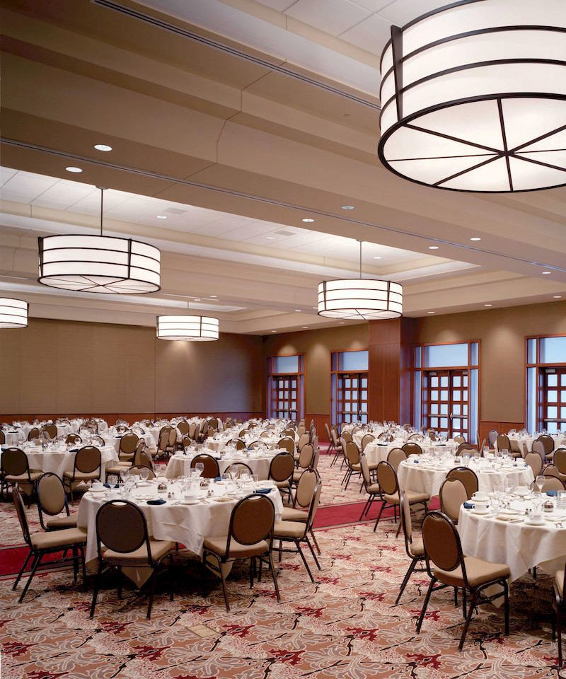 function hall conference hall auditorium Lobby ballroom convention center banquet restaurant cafeteria