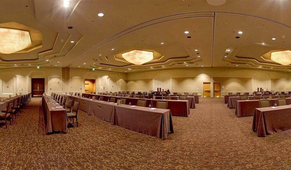 function hall Lobby auditorium conference hall ballroom convention center banquet restaurant