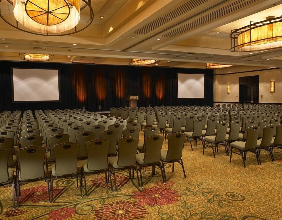auditorium function hall conference hall ballroom banquet stage convention center Lobby convention theatre
