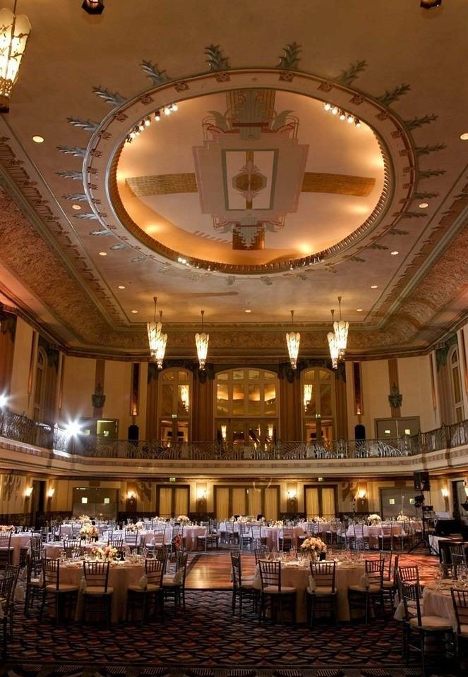 function hall Lobby auditorium ballroom convention center opera house palace banquet restaurant hall